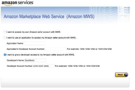 Amazon API