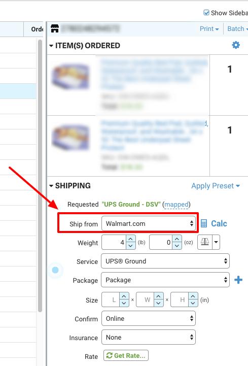 Walmart DSV Onboarding - Geekseller SupportGeekseller Support