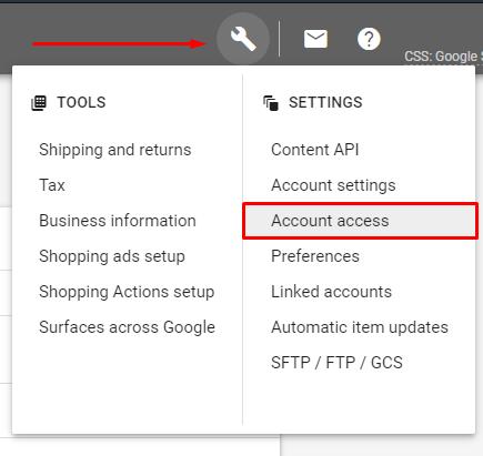 Google Merchant Center and Google Express (Shopping Actions